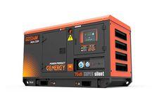 Generadores Diesel / Los grupos electrógenos diesel de Genergy funcionan a 1500 rpm y garantizan un importante ahorro en el consumo de combustible.