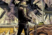 THE WALKING DEAD COMIC BOOK COVERS