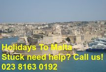 Holidays To Malta