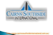 Cheap Accommodation Cairns / Cairns Southside International is only few mins drive into the beautiful Cairns City, Queensland with modern accommodation of variety of rooms and apartments, surrounded by tourist attraction.