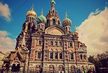 San Pietroburgo, Russia / Maggio 2014