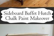 chalk paint renovations