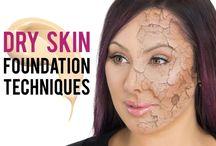 Spécial peau sèche