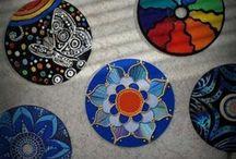 cd crafts / by Vero Pineda