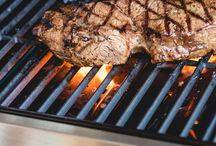 Grilling Season / Grilling season has returned. Pour yourself a cold drink and spend some time by the grill preparing these flavorful recipes.