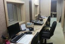 Estúdios - Fundação Dorina Nowill / Estúdios e salas de gravação - Livros falados Fundação Dorina Nowill para Cegos.