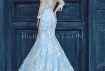 light blue wedding ideas