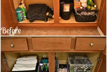 Clean and organized / by Lisa Weinrich