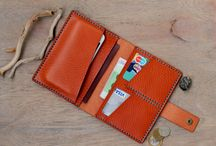 Leather Phone Case Wallet, Mens Wallets, Men's Leather Wallet. / fashion style leather wallet travel craft leathergoods handcraft 22theportall leathercraft mensstyle mensfashion watchstrap watchband mensaccessories Leather Phone Case Wallet Mens Wallets Men's Leather Wallet