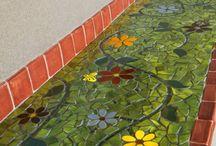 Mosaics: ideas