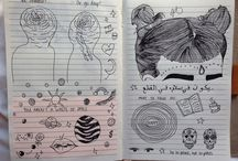 ⊱ doodles n journaling