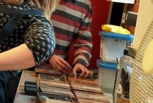 Letterpress Workshops with The Smallprint Company / We run regular scheduled courses for up to 3 people, private group, one-to-one sessions including Introduction to Your Adana... great fun for fans of letterpress!