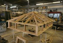 Roof Lanterns and Cupolas / Bespoke made to measure roof lanterns and cupolas