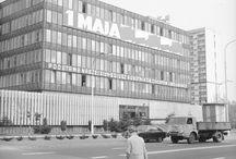 Warszawa lata 70-e