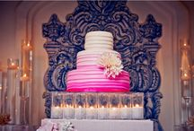 Pink Glam Wedding / by LVL Weddings