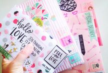 Pretty mails and printables