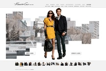 Kenneth Cole / Merging collection pages with the shopping experience, Pod1 enabled customers of fashion retailer Kenneth Cole to buy directly from their online lookbook.  Users can click on products in the lookbook, add to cart and checkout. Following the success of this implementation, the team deployed the app onto Facebook.