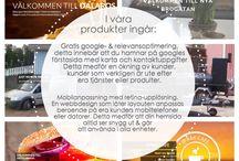 www.marketingandmanagement.se / Vi är ensamma i hela Europa med att erbjuda ett helhetspaket för digital marknadsföring. Hemsidor, webshoppar & mobil appar!