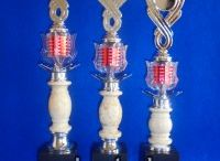 Pabrik Piala Bandung / Jual Trophy Piala Penghargaan, Trophy Piala Kristal, Piala Unik, Piala Boneka, Piala Plakat, Sparepart Trophy Piala Plastik Harga Murah