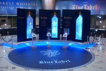Johnnie Walker Blue Label at Concourse D, Miami International Airport