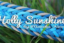 holly Sunshine paracord