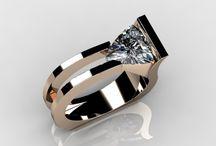 Prstene dámske