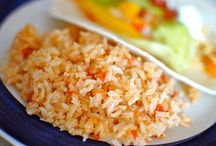 Side Dishes - Rice