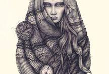 illustration / by Mars Denton