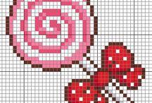 desene în pixel