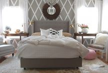bedroom / by Kathleen Quiring