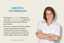 Presentación / Presentación de Nova Educa