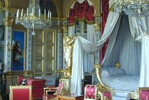 Bedrooms and boudoirs