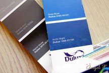 DULUX colors