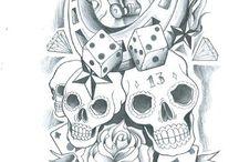 Old Skool Tattoos