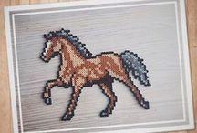 Perler heste