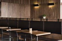 Cafe Borde / Fede cafeborde - 60x60 cm ish..