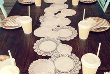 Isla's Tea Party