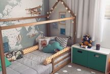 toddler's bedroom