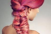 hair / by Haley Nachreiner