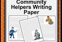 Theme writing pages
