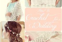 crocher wedding