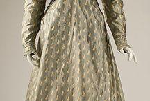 1810-1820 fashion