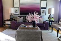 PLUM in living room