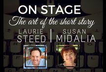 Stories on Stage 2016 / Stories on Stage is a program of meet the author events held in Theatre 1.