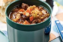 Soups & crockpot meals / by Tracy Miller-Hubbard