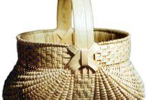 Baskets / Mandjes / by Ida Wagter