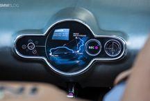 Automobile UI & UX