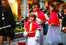 Semana Santa / Karwoche in Spanien