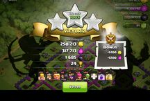 Clash of Clans / Mi juego favorito