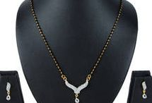 Epic Designs of MangalSutra / Checkout amazing designs of MangalSutra SHOP NOW - http://bit.ly/1X3Y9JC
